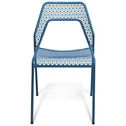 Hot Mesh Chair by Blu Dot (Simple Blue) - OPEN BOX RETURN