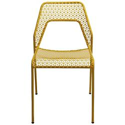 Hot Mesh Chair (Natural Yellow) - OPEN BOX RETURN