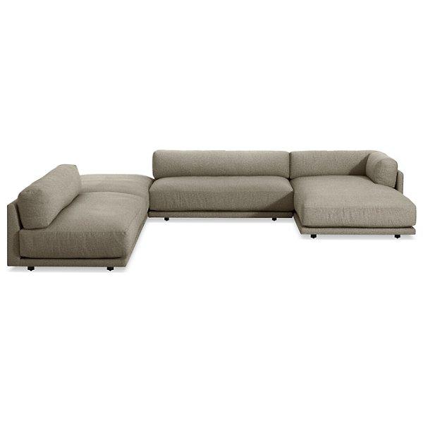 Sunday J Sectional Sofa