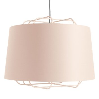 Shown in Blush finish