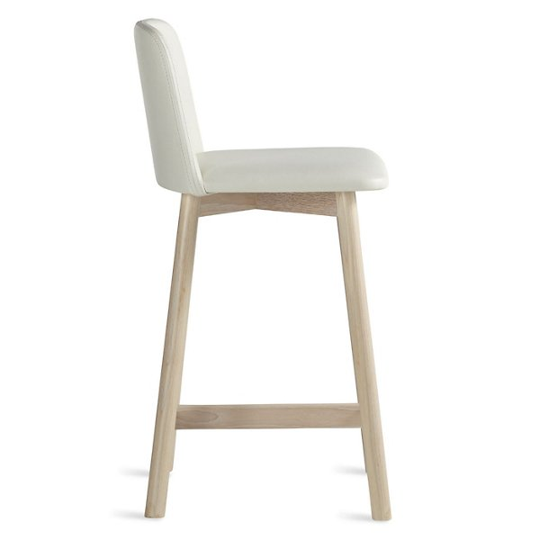 Chip Leather Stool