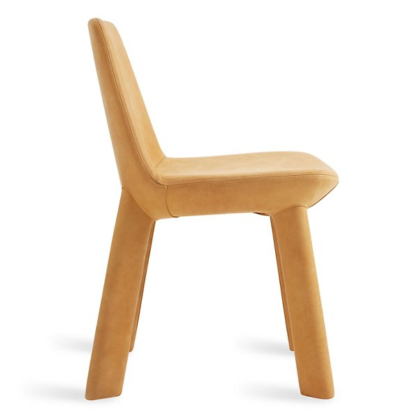Neat Leather Dining Chair