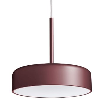 Shown in Oxblood finish, Small size