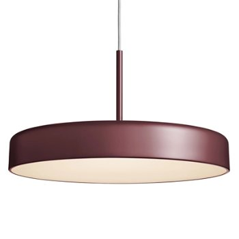 Shown in Oxblood finish, Large size