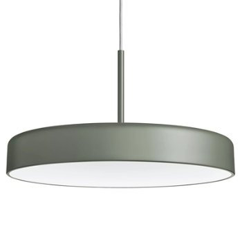 Shown in Gray Green finish, Large size