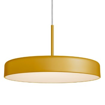 Shown in Mustard finish, Large size