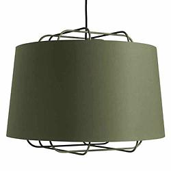 Perimeter Large Pendant by Blu Dot (Olive) - OPEN BOX RETURN
