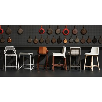 Wicket Counterstool By Blu Dot At Lumens Com