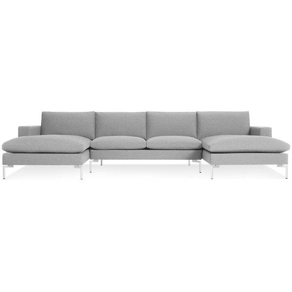 New Standard U-Shaped Sectional Sofa