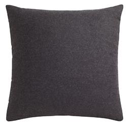 24 Inch Square Pillow (Charcoal) - OPEN BOX