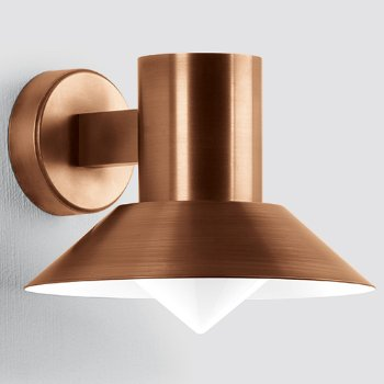 Boom LED Copper Directional Wall Light - 1058/1060