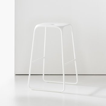Shown in White with Matching Frame finish