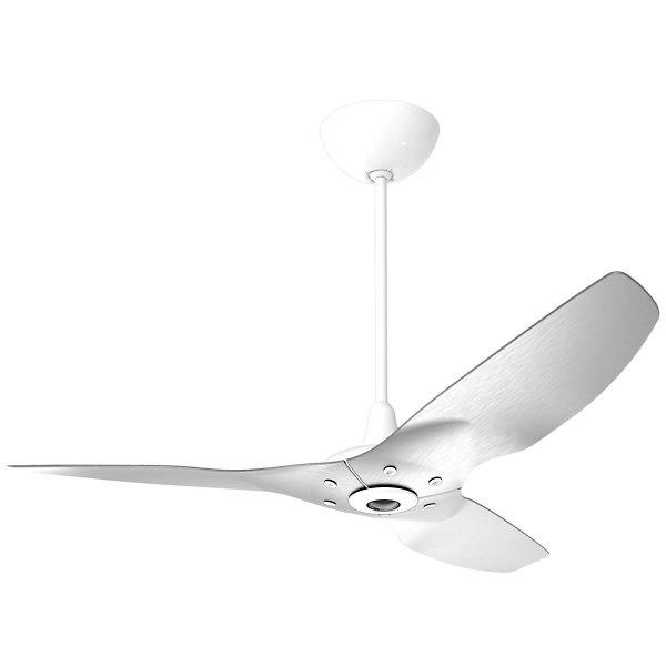 Haiku Brushed Aluminum Indoor Ceiling Fan
