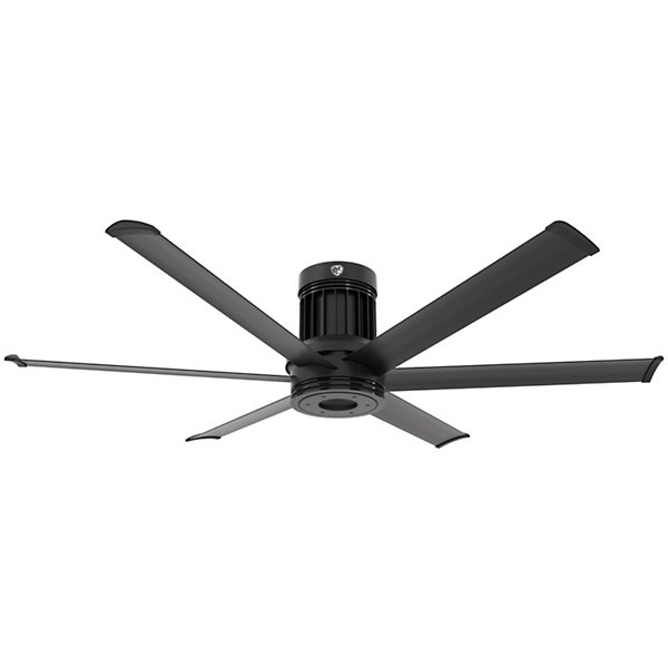 I6 Outdoor Flush Mount Ceiling Fan By