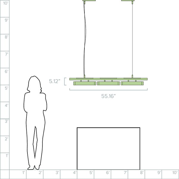 Colt LED Linear Suspension