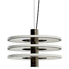 Staxx 3-Tier LED Pendant