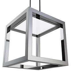 Boxer LED Pendant (Chrome) - OPEN BOX RETURN