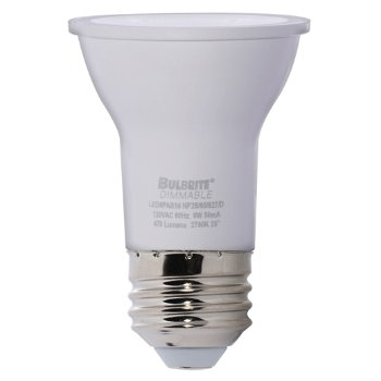 6W 120V PAR16 E26 Flood LED Bulb