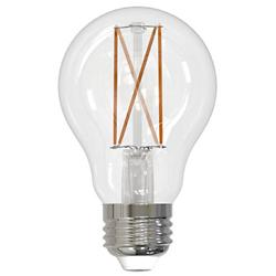 7W 120V A19 E26 LED Filament Clear Bulb