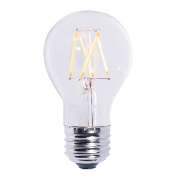5W 120V A19 E26 LED Filament Clear Bulb
