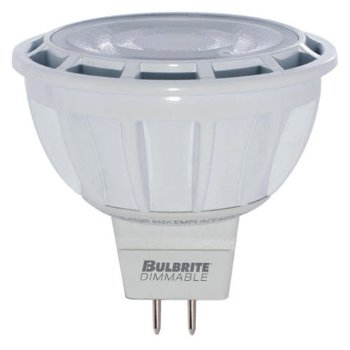 8W 12V MR16 NFL25 3000K LED Bulb