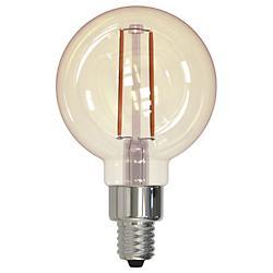 2.5W 120V G16 E12 Nostalgic Bulb