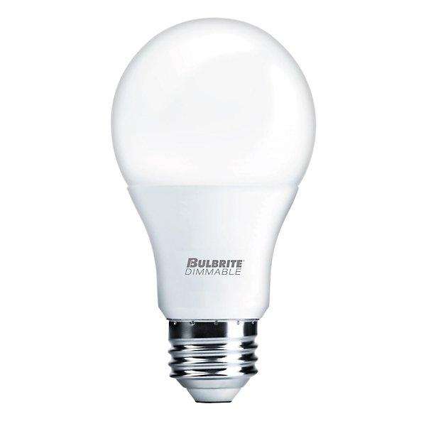 12W 120V A19 E26 Frosted LED Bulb