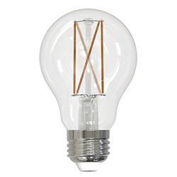 8.5W 120V A19 E26 Clear Filament Bulb