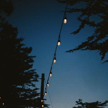 Shown in Black, lit