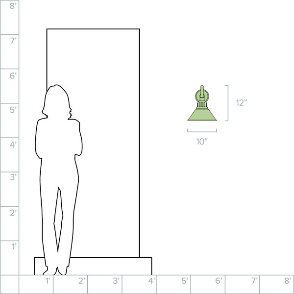 Sedona Indoor/Outdoor Wall Sconce