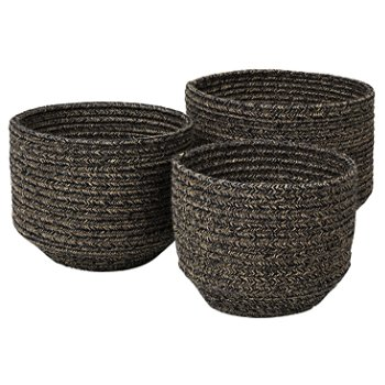 COBRA Round Basket Set