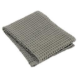 CARO Waffle Hand Towel (Satellite) - OPEN BOX RETURN