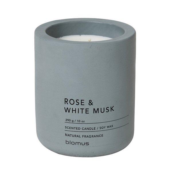 FRAGA Rose & White Musk Candle