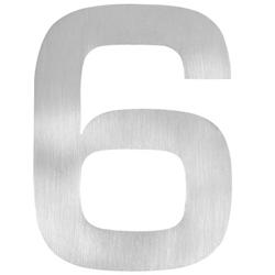 SIGNO House Numbers (Number 6) - OPEN BOX RETURN