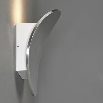 Shown in Brushed Chrome finish