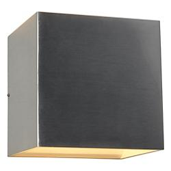 qb led wall sconce - Bedroom Wall Sconces