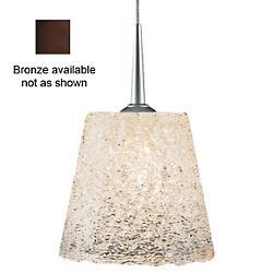 Bling I 120 Down MP Pendant (Silver/Bronze) - OPEN BOX