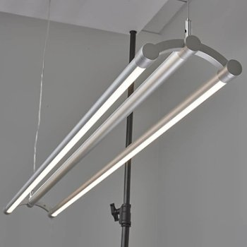 Line Linear Pendant, in use
