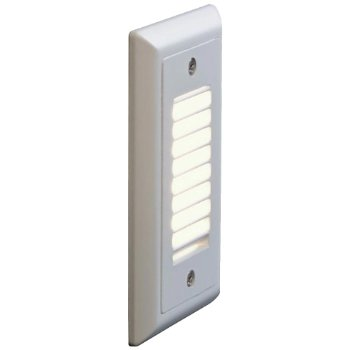 Ledra Vertical Louver Step Light