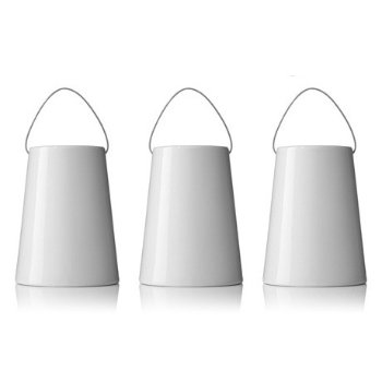 Boskke Ceramic Sky Planter Triple-Pack