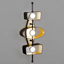Totem Triple Wall Sconce