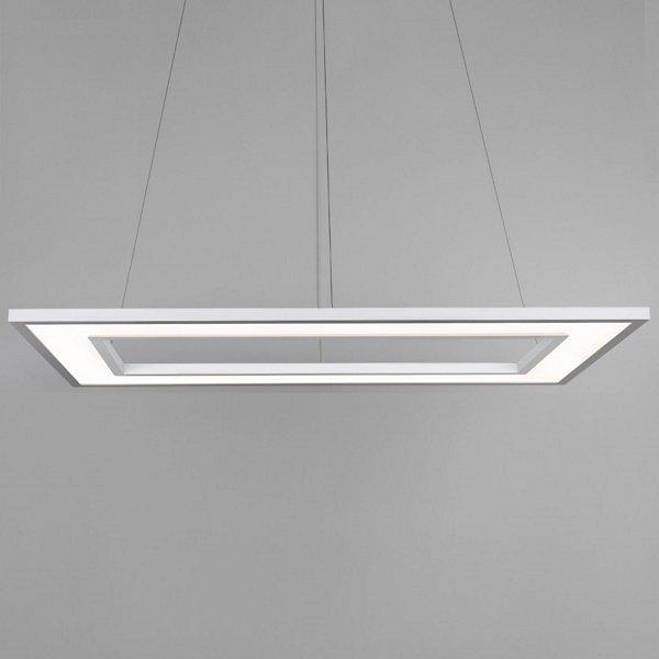 Ghost LED Rectangular Pendant
