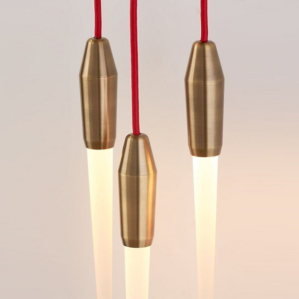 Icicle Triple LED Wall Sconce
