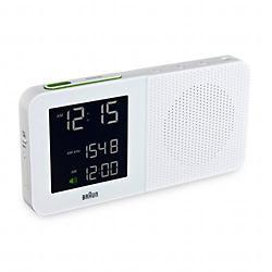 Braun Digital Alarm Clock Radio BN-C010