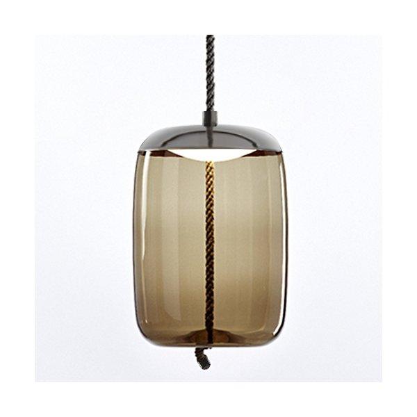 Knot Cilindro LED Pendant
