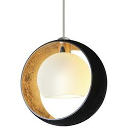 Pogo Mini Pendant (Black/Gold/Nickel/Halogen) - OPEN BOX