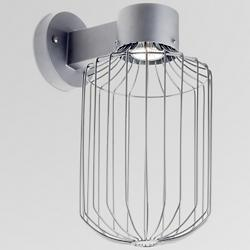 Sultana Cylinder LED Outdoor Wall Sconce