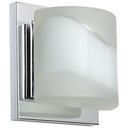 Paolo Wall Sconce (Opal Frost Glass) - OPEN BOX RETURN