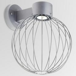 Sultana Globe LED Outdoor Wall Sconce