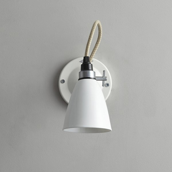 Hector Small Dome Wall Sconce